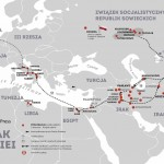 Mapa Rosikon Press Armia Andersa